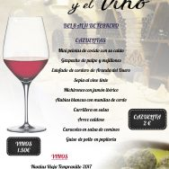 La cazuelita y el Vino
